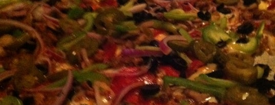 Bryan Street Tavern is one of Dallas's Best Pizza - 2012.