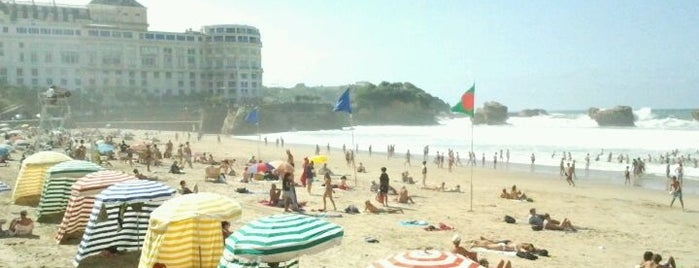 Grande Plage is one of 주변장소5.
