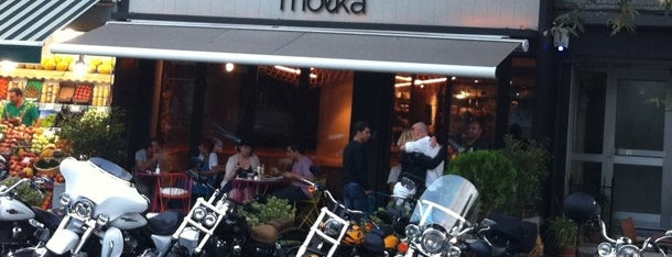 Molka Cafe Bistro is one of Guide to Yeniköy's best spots.