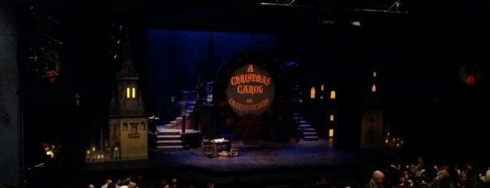 Kansas City Repertory Theatre is one of Missouri (MO).