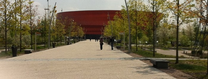 Zénith de Strasbourg-Europe is one of Strasbourg.