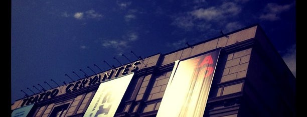 Teatro Cervantes is one of Mis lugares favoritos.