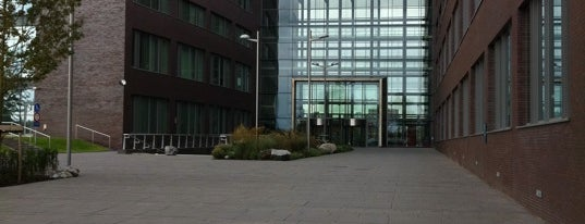 Shell Technology Centre Amsterdam (STCA) is one of I ♥ Noord.