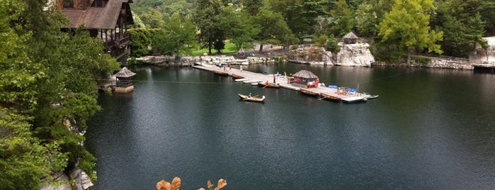 Mohonk Mountain House is one of Best Places to Check out in United States Pt 3.