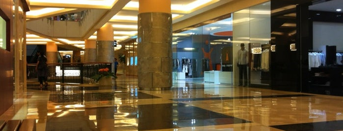 Grand Indonesia Shopping Town is one of Malls in Jabodetabek.