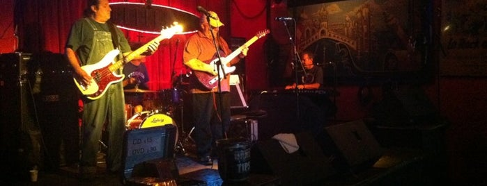The Continental Club is one of SXSW Austin 2012.