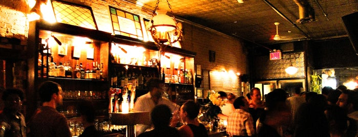 Von is one of 200+ Bars to Visit in New York City.