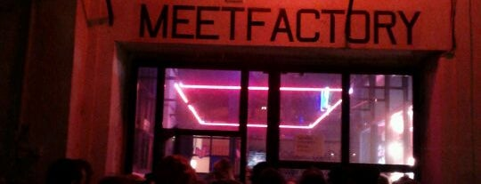 MeetFactory is one of Muzejní noc.