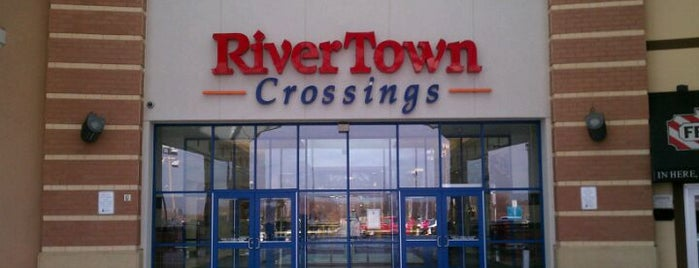 RiverTown Crossings Mall is one of favorite places.
