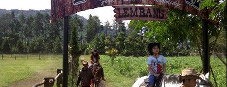 De' Ranch is one of Bandung Tourism: Parijs Van Java.