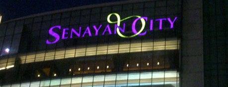 Senayan City is one of Malls in Jabodetabek.