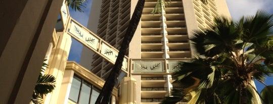 Hyatt Regency Waikiki Beach Resort and Spa is one of HYATT Hotels and Resorts.