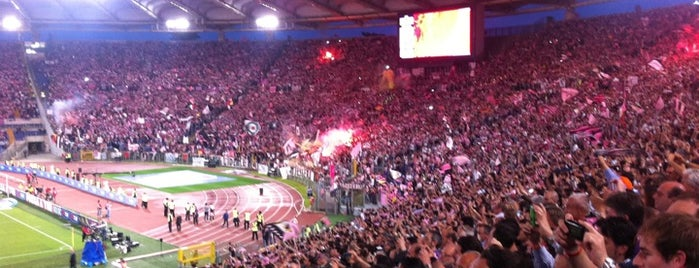 Stadio Olimpico is one of International Sports~Part 1....