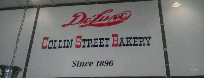 Collin Street Bakery is one of Ŧ尺εε ฬเ-fι.