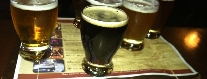 Great Lakes Brewing Company is one of Breweries to Visit.