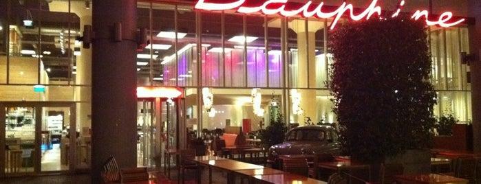 Café-Restaurant Dauphine is one of Amsterdam Tech Hangouts.