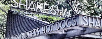 Shake Shack is one of Best Burgers Around the Country.