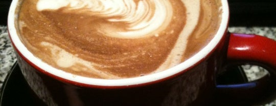 Serious Coffee is one of Top picks for Cafés.