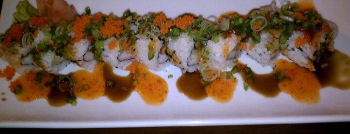 Domo Sushi is one of Must-Visit Sushi Restaurants in RDU.