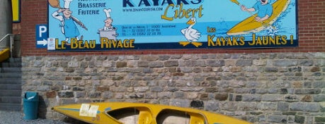 Kayak Jaune is one of Uitstap idee.