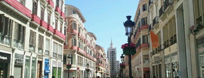 Calle Marqués de Larios is one of Nuestro Top 10 de lugares favoritos en Málaga..
