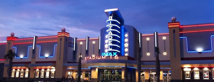 Citadel Mall IMAX Stadium 16 is one of Favorite Arts & Entertainment.
