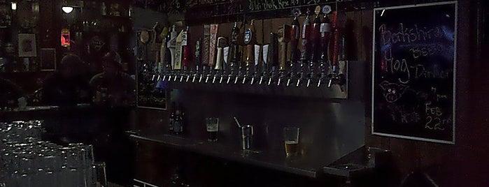 Buckeye Beer Engine is one of Draft Magazine Best Beer Bars.