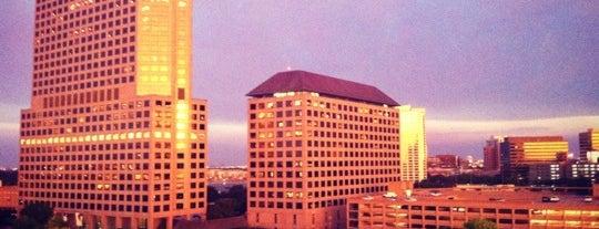 Dallas Marriott Las Colinas is one of Hotels.