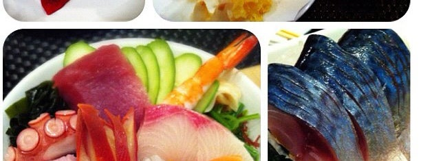 Honmono Sushi is one of Top picks for Japanese and Korea Restaurants.