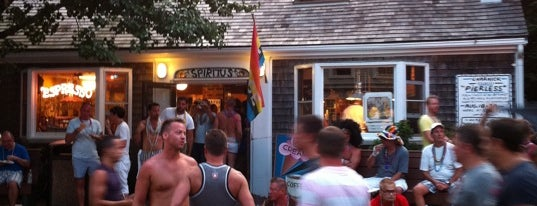 Spiritus Pizza is one of Provincetown.