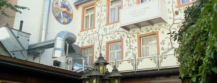 Zum Gemalten Haus is one of Restaurants FRM.