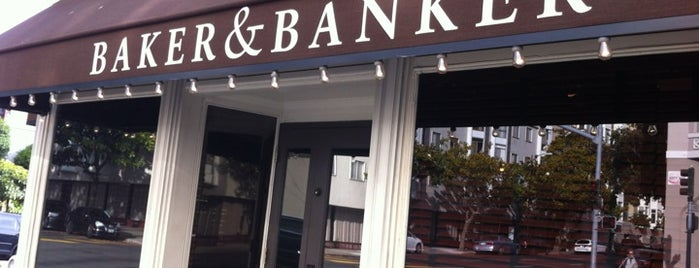 Baker & Banker is one of Nor Cal Destinations.