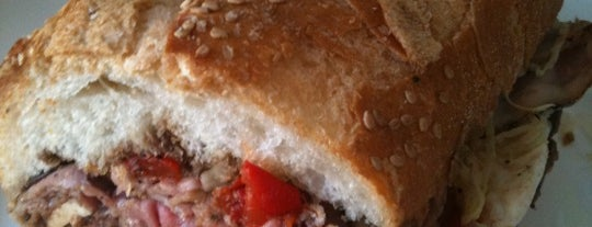 Graham Avenue Meats and Deli is one of Eater Fave Sandwiches to Try!.