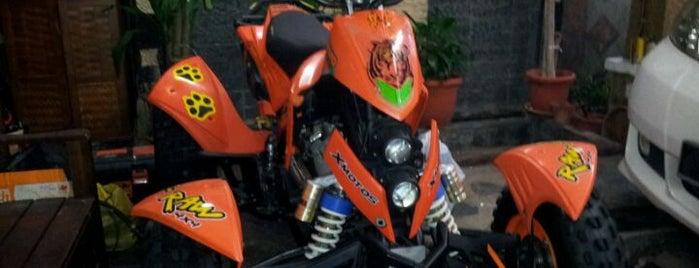 ATV Jalan Kebun is one of b.