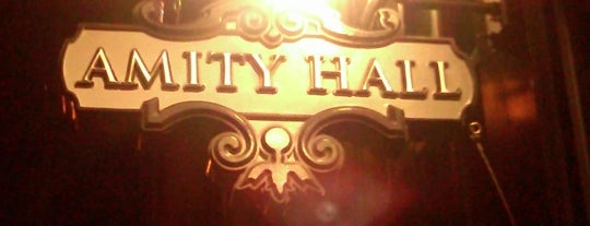 Amity Hall is one of Kettle's Top Spots.