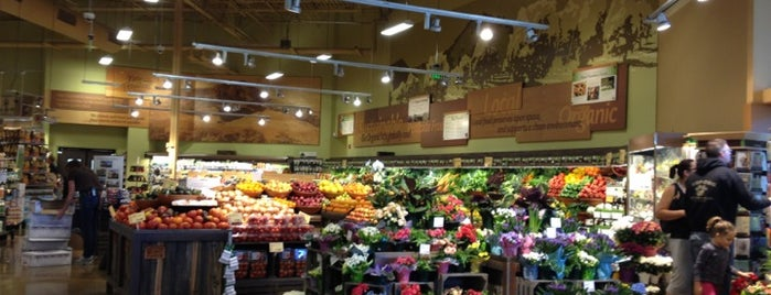 Whole Foods Market is one of victoria.