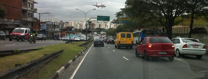 Avenida Washington Luís is one of AVENIDAS & RUAS | BRAZIL.