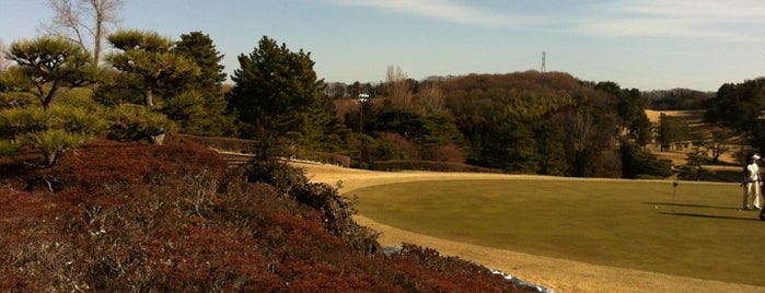 Tokyo Yomiuri Country Club is one of Top picks for Golf Courses.