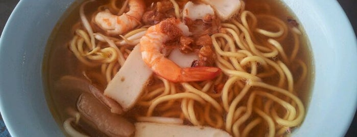 Tiong Bahru Hokkien Prawn Mee is one of Good Food Places: Hawker Food (Part I)!.