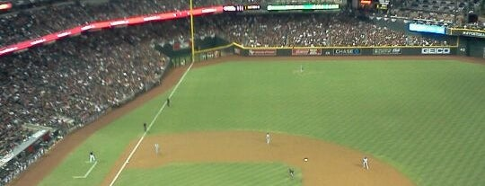 Chase Field is one of Great Sport Locations Across United States.