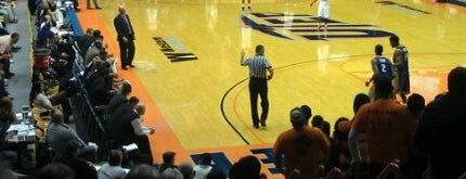 Don Haskins Center is one of Sports Venues I've Worked At.