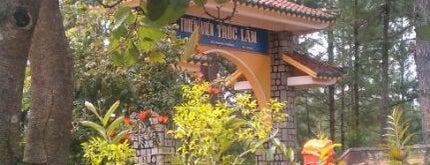 Thiền Viện Trúc Lâm is one of Đà Lạt.
