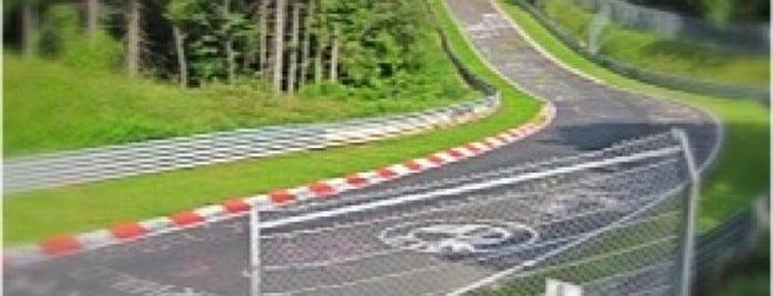 Nürburgring is one of Race Tracks.