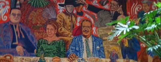 Recomendaciones estrella roja for El mural de los poblanos