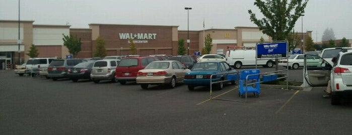 Walmart Supercenter is one of Retailers on our site with in store pick up.