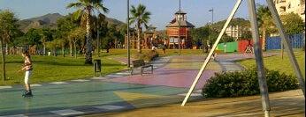 Parque del Cine is one of Parques de Málaga.