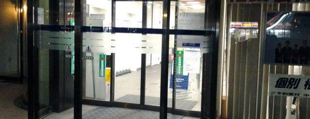 みずほ銀行 新横浜支店 is one of 新横浜マップ.