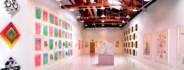 Known Gallery is one of SoCal Shops, Art, Attractions.