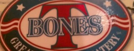 T-Bones Restaurant is one of My Room, My Sanctuary.