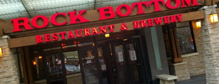 Rock Bottom Restaurant & Brewery is one of The 15 Best Places for Steak in Cincinnati.